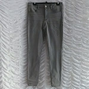 American Eagle Super Stretch Low Rise Jeggings
